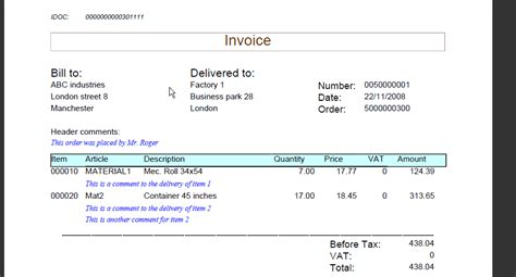 invoice template java invoice template java parables co