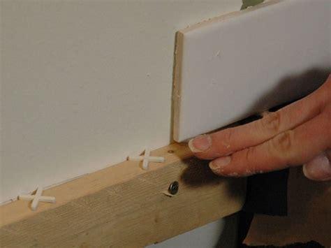 installing subway tile backsplash how to install a tile backsplash