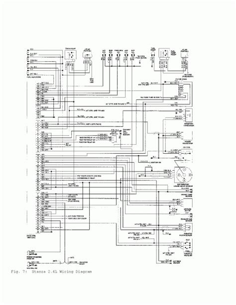 diagrams 10001125 nissan terrano wiring diagram nissan