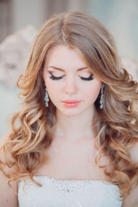 Hochzeitsfrisuren Offene Haare by Hochzeitsfrisuren Offene Haare Locken