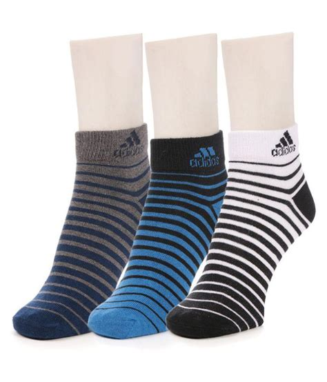 adidas multi casual ankle length socks buy at low price in india snapdeal