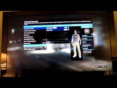 Criminal Record Level 1 Gta 5 Criminal Records Race Mission 7000 Reputation Points Fast