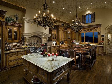 Tuscan Style Kitchen Designs Awesome Tuscan Kitchen Wall Decor Decorating Ideas Images In Kitchen Mediterranean Design Ideas