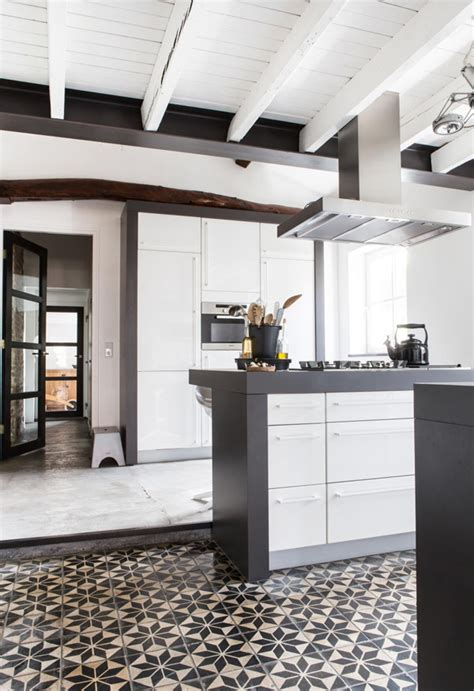 patterned kitchen floor tiles patterned tiles on kitchen floors desire to inspire