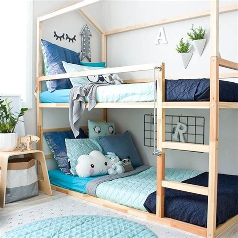 bunk bed room best 25 ikea bunk bed ideas on kura bed ikea