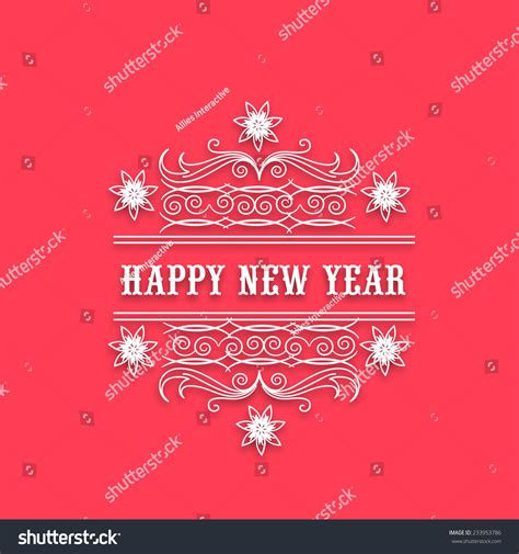 new year 2015 poster design happy new year 2015 celebration poster decorated