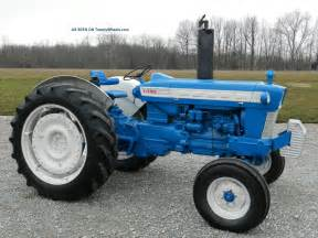 Ford 5000 Tractor Ford 5000 Tractor Diesel Restored Sharp