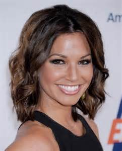 womans hairstyle for thick brown hair 20 short wavy hairstyles for 2014 short hair cuts ideas