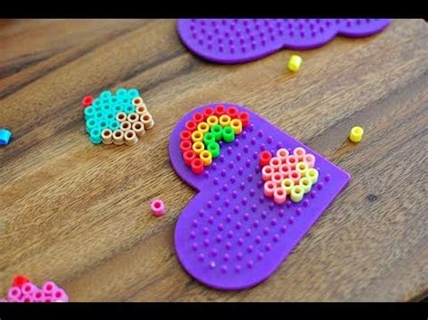 how to melt perler without an iron how to melt perler hama melty
