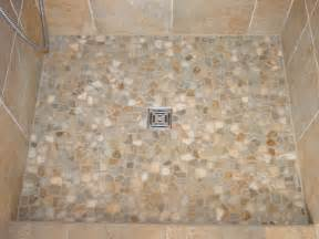 tiled shower floor ideas thraam