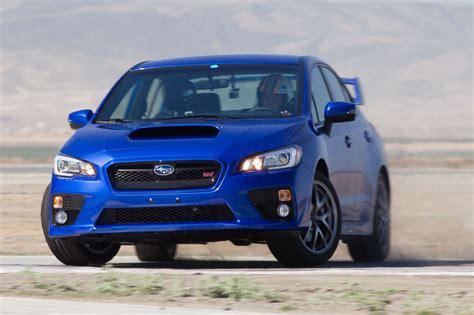 2015 subaru wrx road test 2015 subaru wrx sti road test review carcostcanada