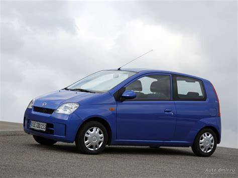 2004 daihatsu cuore vii pictures information and specs
