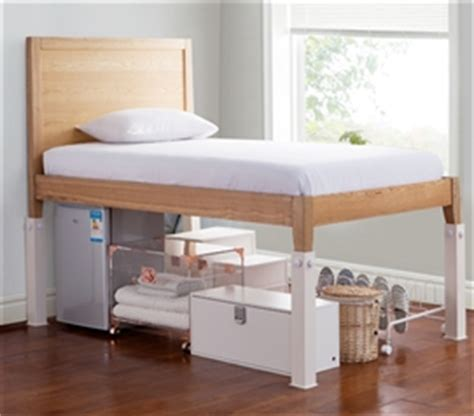dorm room bed risers dorm room furniture impressive elegant modern dorm room design with wooden cabinet