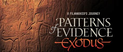 pattern of evidence exodus movie patterns of evidence exodus review new analysis puts