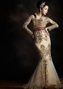 model gaun kebaya tren 2014 inspirasi model gaun pesta terbaru di tahun 2015
