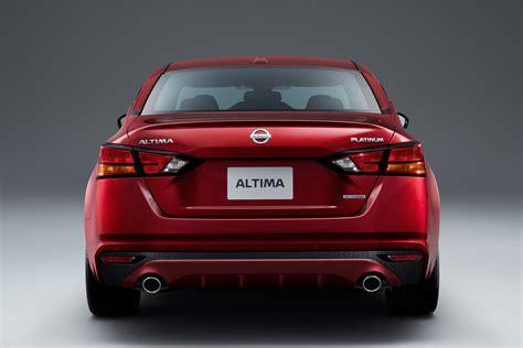 new nissan altima 2018 all new 2019 nissan altima gets awd new turbo four no