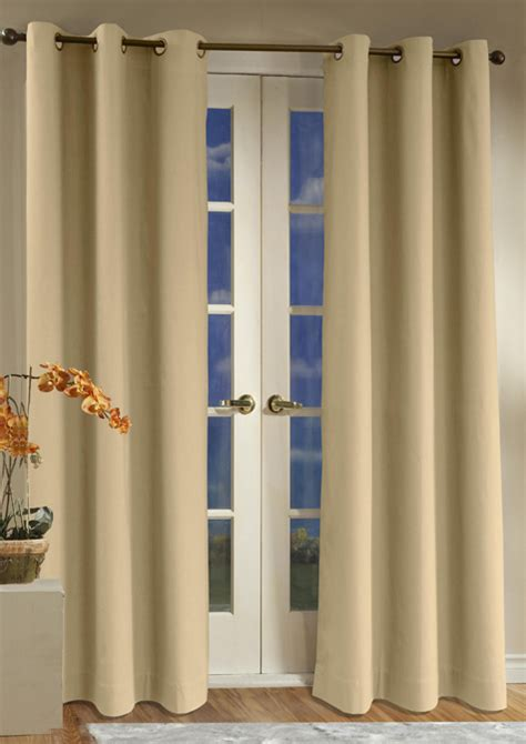 double wide grommet curtain panels double wide thermal grommet curtains bing images