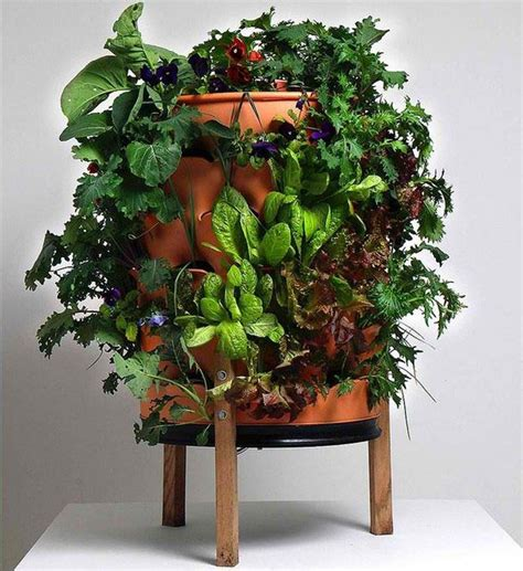 Vertical Garden Tower The Coolest Tower Garden Ideas Vertical Gardening