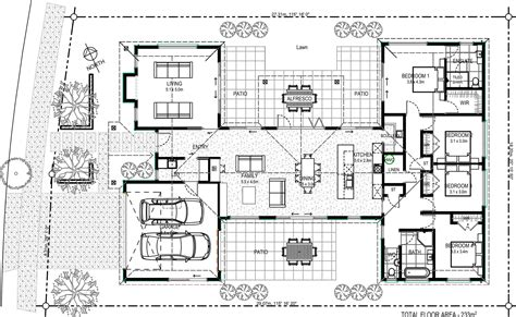 house plans with scullery kitchen floor plan friday 4 bedroom with family living and
