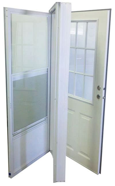 Mobile Home Exterior Doors Replacement 34x78 Cottage Door Rh For Mobile Home Manufactured Housing