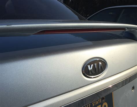 Kia Spectra Light Kia Spectra Spoiler Light Type Sl 2836rd