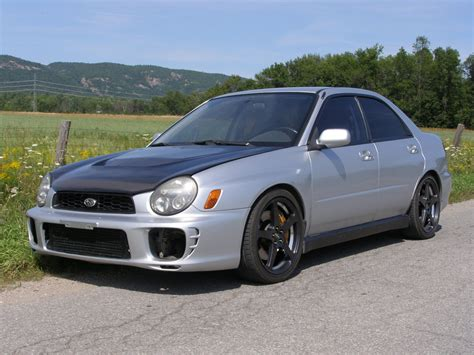 02 Subaru Impreza by 2002 Subaru Impreza Sti For Sale