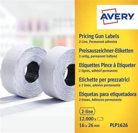 Zweckform Etiketten Größen by Avery Zweckform Etiketten Kopen Online Internetwinkel