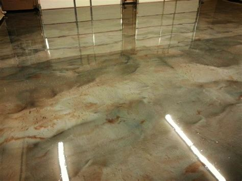 metallic epoxy floor dukes surface solutions nevada