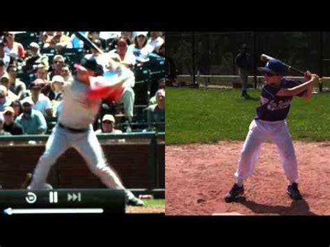 left handed baseball swing the baseball doctor left handed hitting analysis spencer