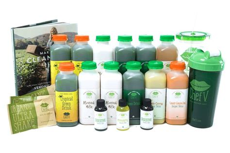 How To Detox From A Vaccine by Brunch Cleanse Product 3 Day Chef V