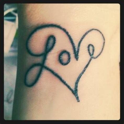 cute love tattoos to tats um not brave