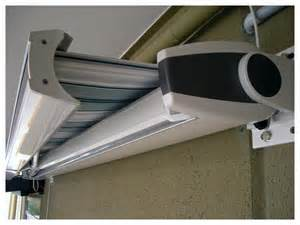 retractable awning retractable arm awnings