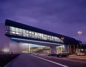 Bmw Central Building Zaha Hadid Architecture Unbound