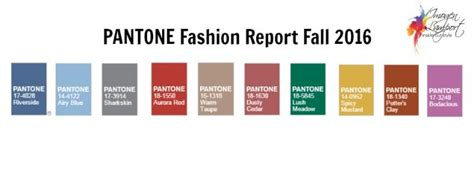 pantone fall fashion colors 2017 latest trend fashion how to wear the pantone colours for fall 2016 inside out