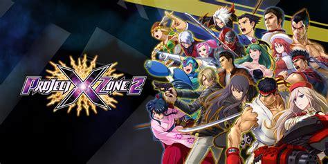 Kaset 3ds Project X Zone 2 Project X Zone 2 Nintendo 3ds Nintendo