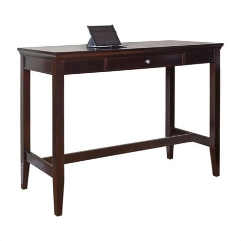 standing office desk furniture martin furniture fulton office 60 quot standing desk in rich