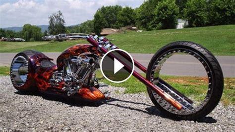 hubless chopper  wicked bike  rims  rides