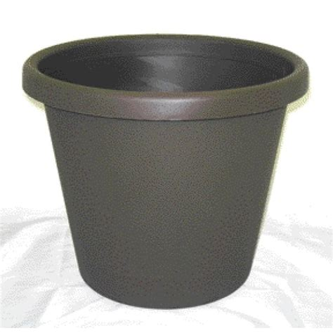 Planters Chocolate by Chocolate Brown Flower Planter Planters Gregrobert