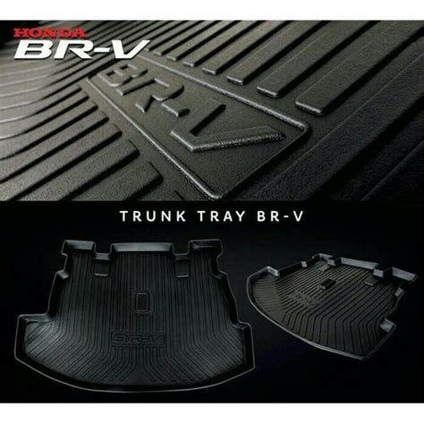 Mobil Trunk Tray Honda Brv Otoproject buy honda brv large original abs rubber anti non slip rear trunk boot cargo tray