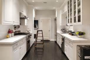 ideas for galley kitchens cool galley kitchen remodel ideas kitchenstir