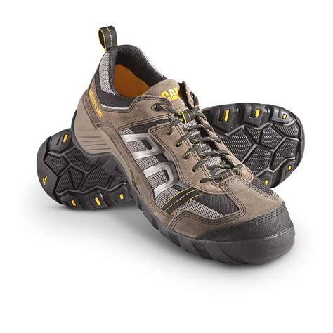 Caterpillar Safety Low Boots Brown cat 174 6 quot formation composite toe mid work boots brown