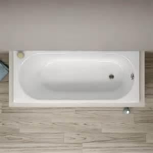 baignoire rectangulaire 170x70 cm acrylique kasandra