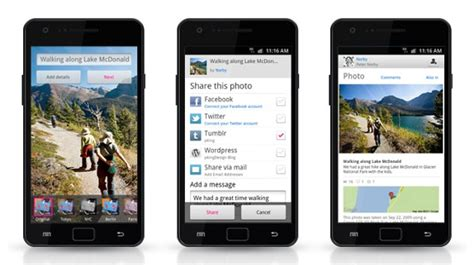 flickr for android flickr launches official app for android