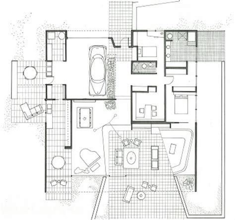 case study houses floor plans greg hickman designs eames and saarinen s case study