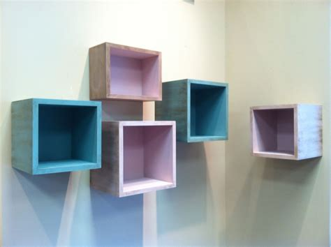 handmade floating box shelves by j richard s custommade com