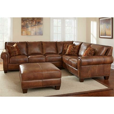 Luxury Brown Leather Sofas Furniture Elegant Furniture Luxurious Leather Sofas