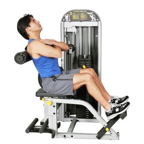 25 best back exercise machine images on