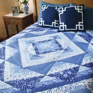 painted porcelain easy king size quilt pattern