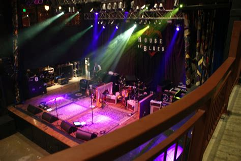 house of blues houston tx sound bridge