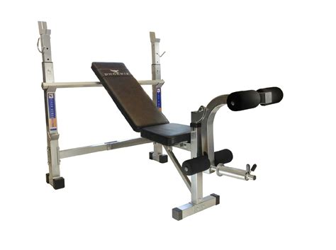 power bench phoenix 98220 power bench fitness sports fitness